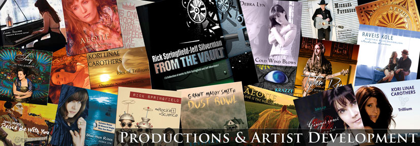 Nashville Productions & Artist Development