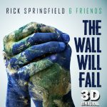 Rick Springfield - The Wall Will Fall 3D Binaural Headphone Mix - Stereo Version – Mixed, Mastered (ADM), Digital Editing and Background Vocals by Jeff Silverman - Palette Music Studio Productions