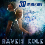 Raveis Kole - 3D Immersive - Co-produced, mixed and mastered (ADM) by Jeff Silverman - Palette Music Studio Productions Jeff Silverman